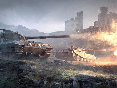 World of Tanks Xbox Platoon