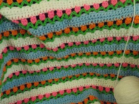Read a Crochet Pattern