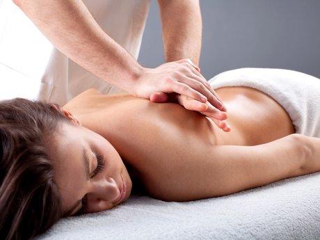 Deep tissue massage, sport,