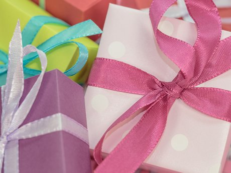 Gift advice, hand-made, event gifts