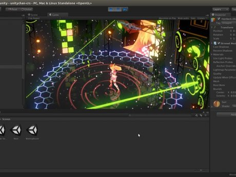 Unity3D Development Skills
