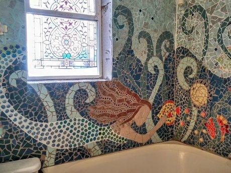 Mosaic Tile Mentorship