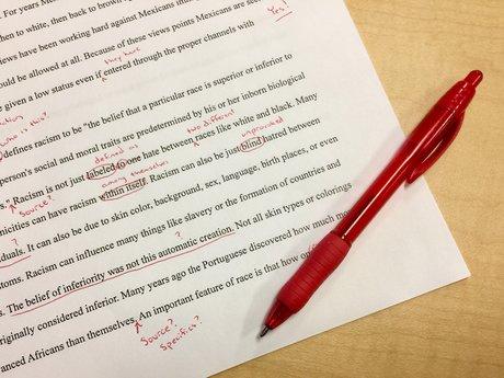 Preview manuscripts/essays