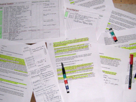 Paper editing - up to 10 pages