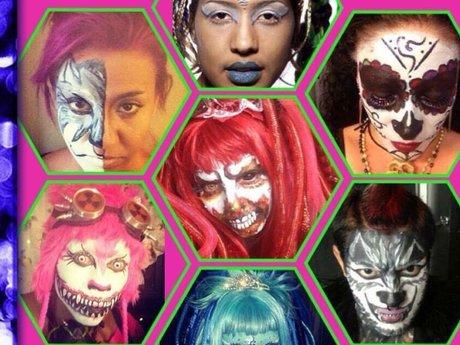 Venus Pain Magic Makeup
