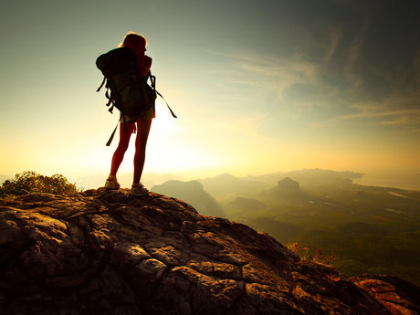 Backpacking consultant