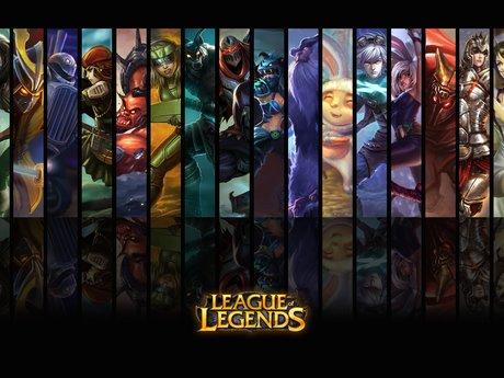 League of legends Friend & Coach
