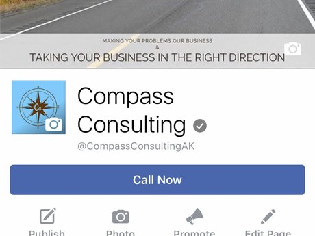 Business Page or Group on Facebook