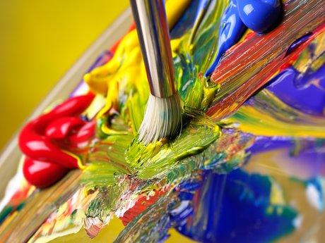 Creative Play in My Studio