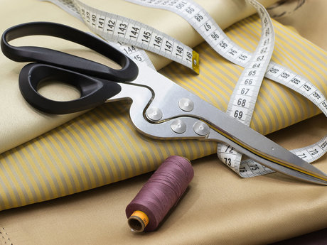 Sewing or mending by project