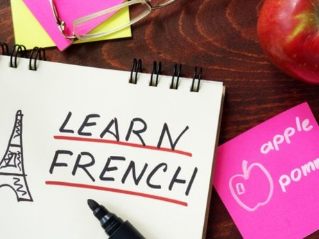 Learn and Practice French!