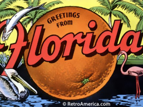 Postcard from Florida