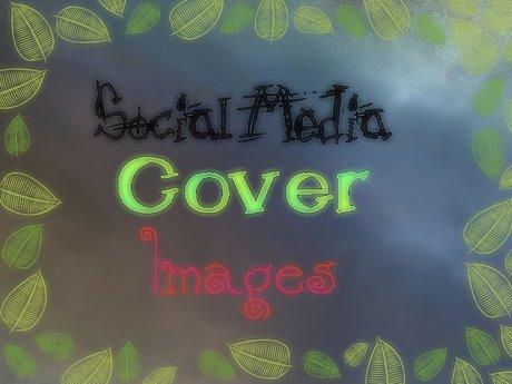 Custom Social Media Cover Image