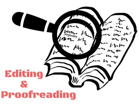 Proofreading up to 5000 Words