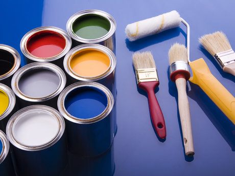 Home painting color consultant