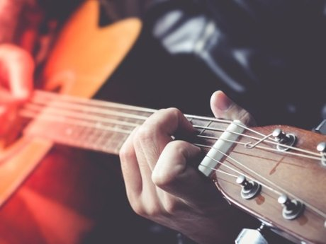 Basic guitar/music lessons