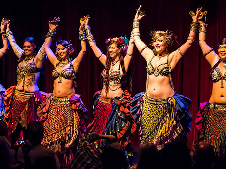 1 Hour Bellydance Private Session