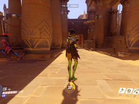 I will play Overwatch with you xbox