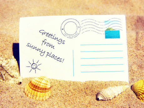 Witty and Heartfelt Post Card