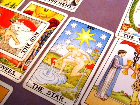 Alchemical Tarot Reading