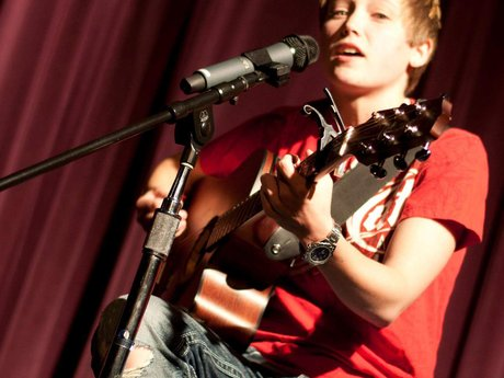 Professional Acoustic Concert