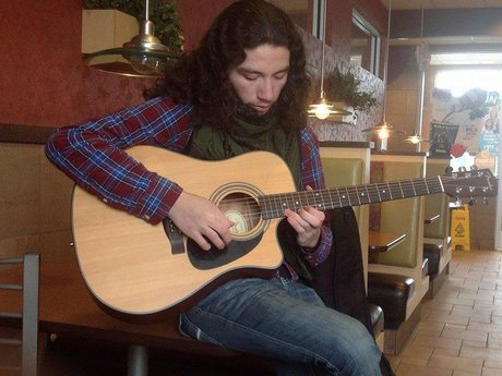 Formal guitar instructor/mentor