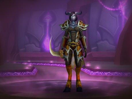 World of Warcraft Dungeon Run - 90