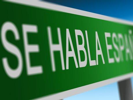 Spanish practice.