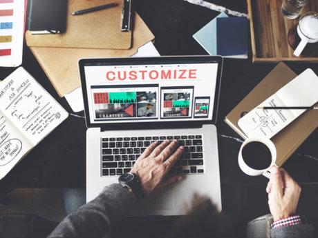 Website Customization/Creation