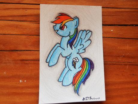 Pony Drawing