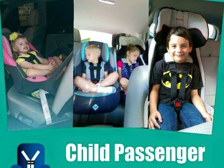 Teach to install car seat properly