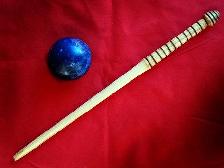 Wizard wand  13 Inch Maple