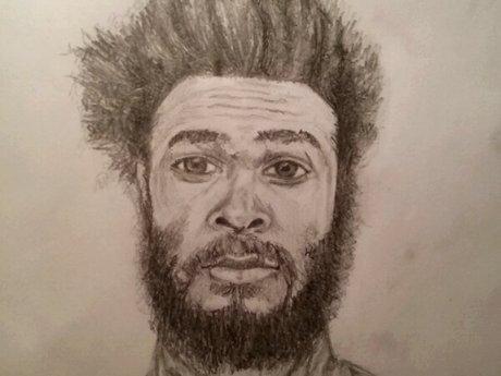 Pencil Sketch of You
