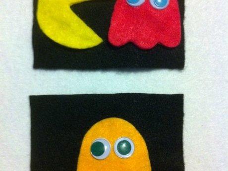 Handmade Pac-man Accessory