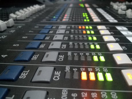 Music Mastering Session (hourly)