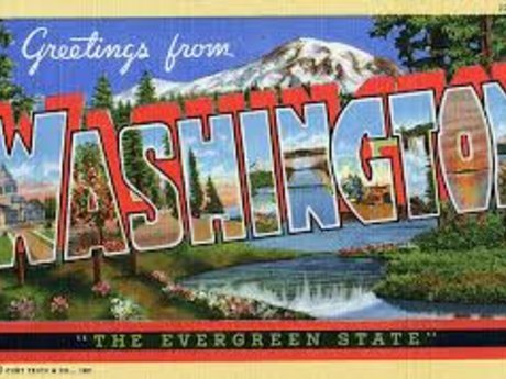 Postcard from Washington State