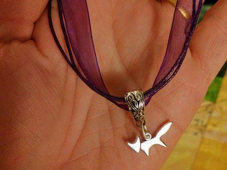 Foxy Charm Necklace