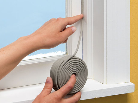Quick and Easy Weatherization