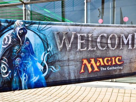 Magic: the Gathering (advanced)