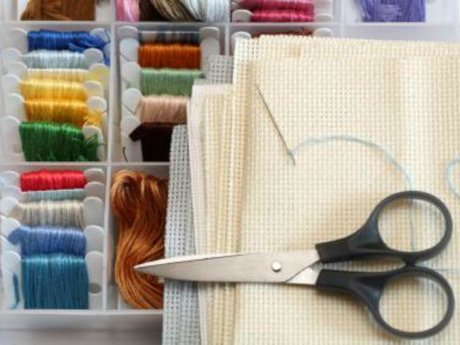 Learn to Cross Stitch