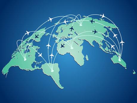 Cheap flight planning