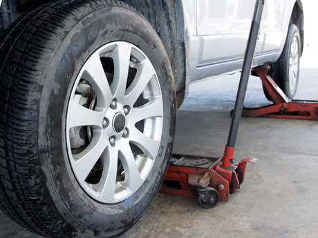 Tire and Wheel Repairs