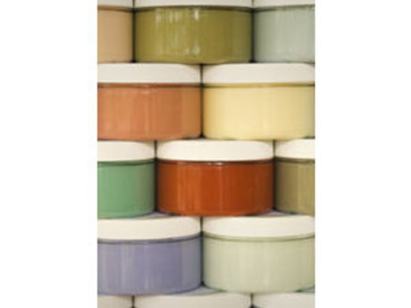 Clay paint for interior walls