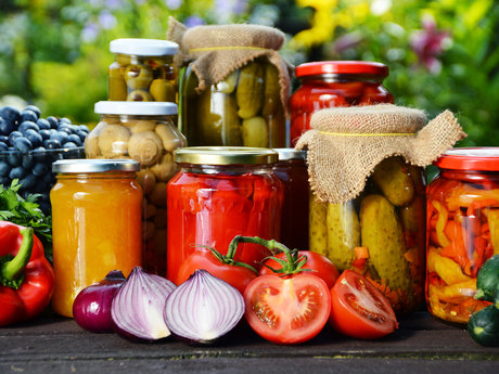 Preserve your garden bounty!