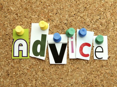 Give absurd, but hilarious advice