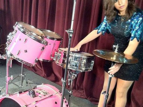 1hr Drumming Lesson