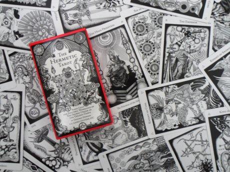 3 Card Hermetic Tarot Reading