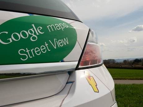 Google StreetView for your Business