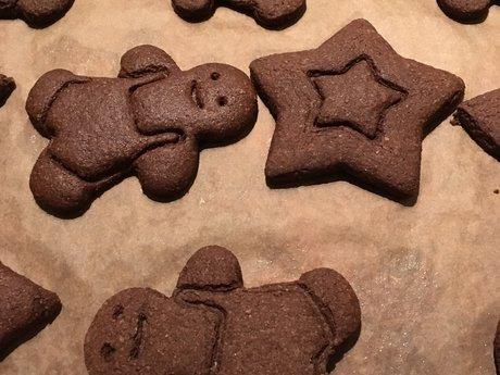 Baking fun treats