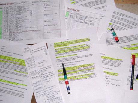 Editing/Writing Feedback